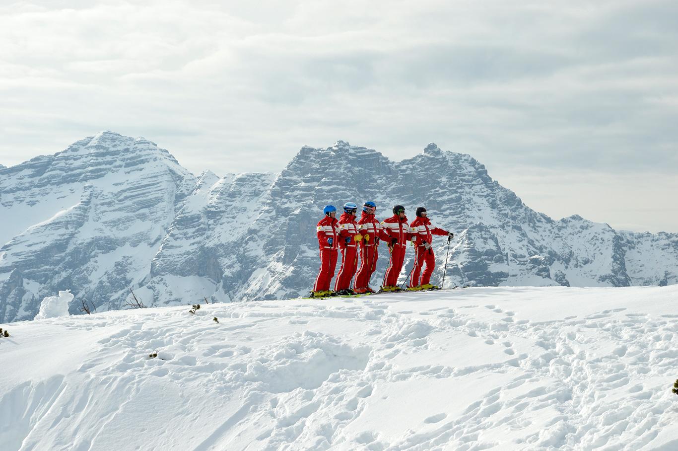 Skischule Waidring