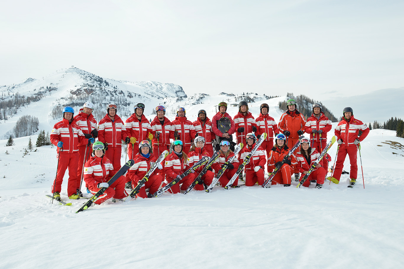 Weltklasse Skilehrer